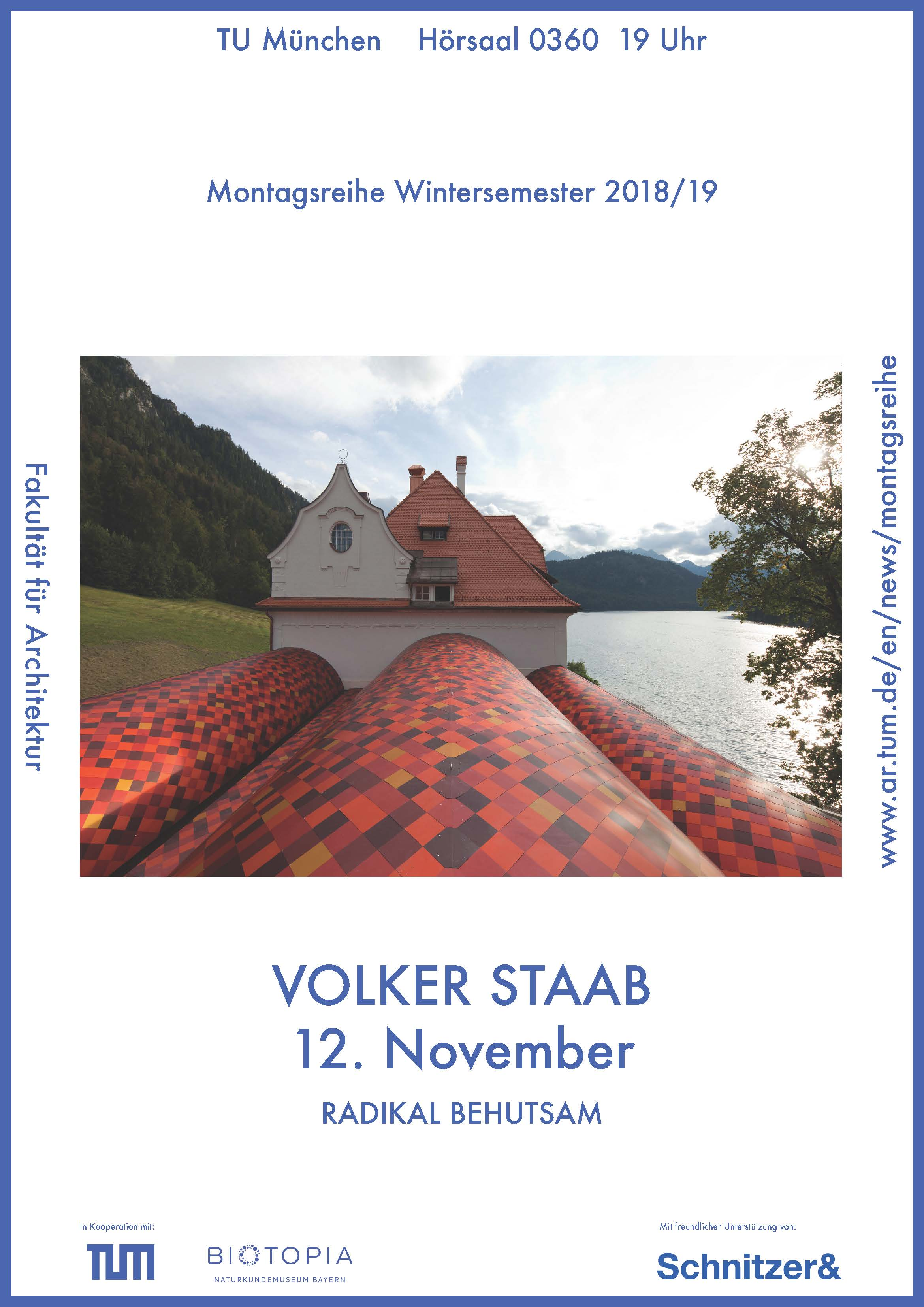 181112 Montagsreihe STAAB
